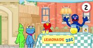 Elmo and Grover's Lemonade Stand 17