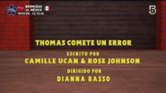 ThomasMakesaMistakeLatinAmericanSpanishTitleCardAndDirectorCredit