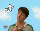 Blue's Clues Hollywoodedge, Bird Duck Quacks Clos PE020501 (5)