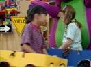 Traffic Jam Many CarH PE077601 Barney & Friends