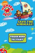 Wonder Pets!Save the Animals!4