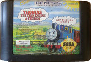 ThomasTheTankEngine(SegaGenesis)Cartridge