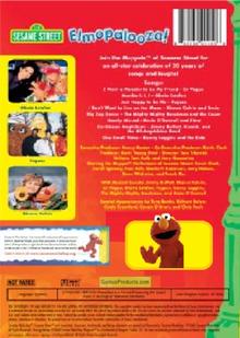 Elmopalooza DVD 20092