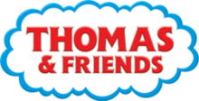 Thomas and Friends Logo USA