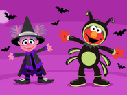 800x600 DressUpTime Halloween Game