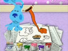 ELEPHANT - ELEPHANT TRUMPETING, THREE TIMES, ANIMAL, Blue's Clues 2