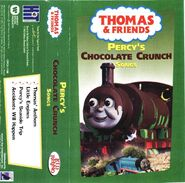 Percy'sChocolateCrunchSongstape