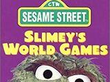 Sesame Street Slimey's World Games 2003 DVD/Gallery