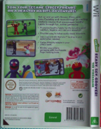 Ready Set Grover DS top (UK Version)