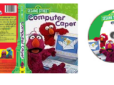 Sesame Street Computer Caper 2009 DVD/Gallery