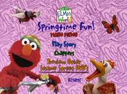 SpringtimeFun!DVDMenu1