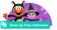 PBS Game DressUpTime Halloween Small