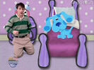 ELEPHANT - ELEPHANT TRUMPETING, THREE TIMES, ANIMAL, Blue's Clues