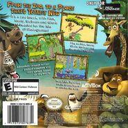 Madagascar GBA back cover art The Gamers Edge Ocala 1200x1200