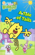 A Tale of Tails DVD - Booklet, Front Page