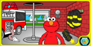 Elmo's Fire Safety Game 27