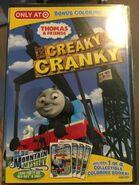 CreakyCranky2012DVD