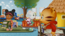 Daniel Tiger's Neighborhood Hollywoodedge, Police Wailer Siren PE080801 (4)