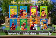 Slimey the Worm DVD Previews