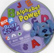 AlphabetPowerDVDdisc