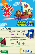 Wonder Pets!Save the Animals!110