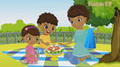 Doc McStuffins Funny Story Series Sound Ideas, ZIP, CARTOON - BIG WHISTLE ZING OUT, 14
