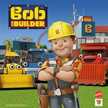 Bob the Builder 2015 cover