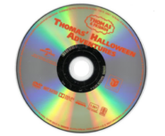 Thomas'HalloweenAdventures2014disc