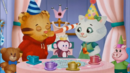 Daniel Tiger's Neighborhood Sound Ideas, HORN, PARTY - ONE BLOW, NOISEMAKER