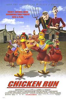 Chicken run poster-0