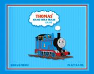 RailwayFriendsThomas'NamethatTrainGame