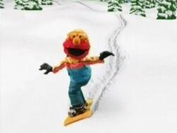 Eweyes-snowboard