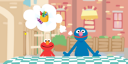 Elmo and Grover's Lemonade Stand 23