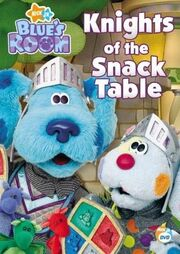 Knights of the Snack Table DVD