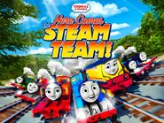 HereComestheSteamTeamAmazonCover