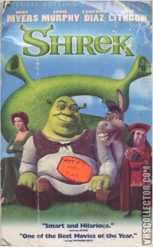 2001 (VHS)