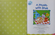 A Picnic with Blue 1