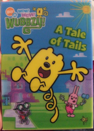 A Tale of Tails DVD 3D Lenticular Cover