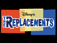 The replacements logo