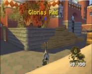 Gloria'sPad