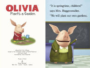Olivia Plants A Garden 2