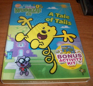 A Tale of Tails DVD - Bonus Activity Kit Cover