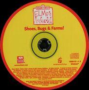 Elmo'sWorldShoes,BugsandFarmsdisc