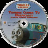 ThomasComestoBreakfast2009CanadianDVDdisc