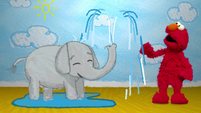 Elmo's World: Elephants
