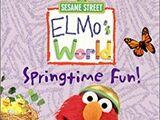 Elmo's World Springtime Fun 2002 DVD/Gallery