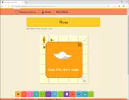 Moby's Maze Short Story 3
