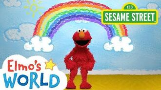 Sesame Street Colors Elmo's World