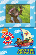 Wonder Pets!Save the Animals!31