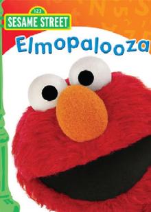 Elmopalooza DVD 2009